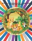 Il Libro Da Colorare Per Animali Più Carino Del Mondo: Oltre 100 Pagine Da Colorare Di Animali Super Carini Di Ogni Tipo Cover Image