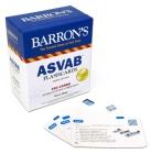 ASVAB Flashcards (Barron's Test Prep) Cover Image