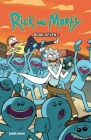 Rick and Morty Book Seven: Deluxe Edition Cover Image