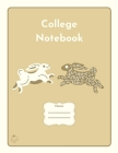 College Notebook Cover Image