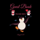 Guest Book - Penguin for kids -For any occasion Cover Image