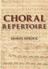 Choral Repertoire Cover Image