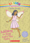 Addison the April Fool's Day Fairy (Rainbow Magic Special Edition) Cover Image