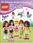 Ultimate Sticker Collection: LEGO® Friends: More Than 1,000 Reusable Full-Color Stickers Cover Image