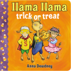 Llama Llama Trick or Treat Cover Image