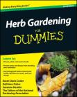 Herb Gardening for Dummies Cover Image
