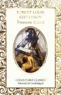 Treasure Island (Flame Tree Collectable Classics) Cover Image
