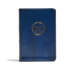 CSB Military Bible, Royal Blue LeatherTouch Cover Image