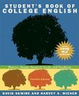 Student's Book of College English: Rhetoric, Reader, Research Guide, and Handbook Cover Image