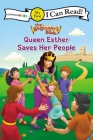 The Beginner's Bible Queen Esther Saves Her People: My First (I Can Read! / The Beginner's Bible) Cover Image
