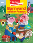 Barnyard Puzzles (Highlights Sticker Hidden Pictures) Cover Image