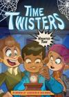 Book 2: Haunted Time (Time Twisters) Cover Image
