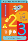 Touch and Trace 123 (My First Home Learning) Cover Image