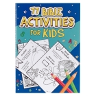 Book Softcover 77 Bible Activities for Kids Cover Image
