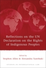 Reflections on the UN Declaration on the Rights of Indigenous Peoples (Studies in International Law #30) Cover Image