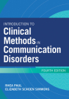 Introduction to Clinical Methods in Communication Disorders Cover Image
