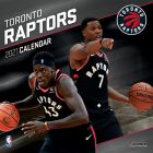Toronto Raptors 2021 12x12 Team Wall Calendar Cover Image