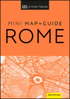 DK Eyewitness Rome Mini Map and Guide (Pocket Travel Guide) Cover Image