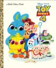 Toy Story 4 Little Golden Book (Disney/Pixar Toy Story 4) Cover Image
