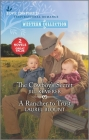 The Cowboy's Secret and a Rancher to Trust Cover Image