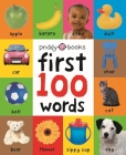 First 100 Words: A Padded Board Book Cover Image