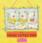 The Three Little Pigs Big Book (Paul Galdone Classics) Cover Image