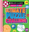 Brain Games Puzzles for Kids - Ultimate Puzzle Challenge Cover Image