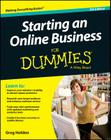 Starting an Online Business for Dummies Cover Image
