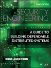 Security Engineering: A Guide to Building Dependable Distributed Systems Cover Image