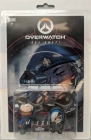 Overwatch Ana and Soldier 76 Comic Book and Backpack Hanger Two-Pack Cover Image