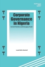 Corporate Governance in Nigeria: Current Practices and Emerging Trends Cover Image
