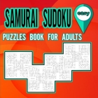 Samurai Sudoku Puzzles Book for Adults Easy: Puzzles Book to Shape your brain / Activity book for adults / Easy Samurai Sudoku Puzzles Cover Image