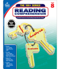 Reading Comprehension, Grade 8 (100+ Series(tm)) Cover Image