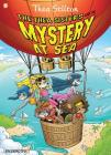 Thea Stilton Graphic Novels #6: The Thea Sisters and the Mystery at Sea Cover Image