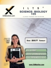Ilts Science-Biology 105 Teacher Certification Test Prep Study Guide: Biology 105 Cover Image