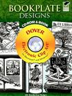 Bookplate Designs [With CDROM] (Dover Electronic Clip Art) Cover Image
