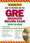 How to Prepare for the GRE with CD-ROM Cover Image