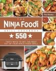 The Ninja Foodi Grill Cookbook Cover Image