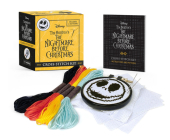 Disney Tim Burton's The Nightmare Before Christmas Cross-Stitch Kit (RP Minis) Cover Image
