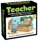 Teacher Cartoon-A-Day 2020 Calendar Cover Image