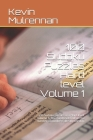 100 Sudoku Puzzles Hard level Volume 1: 100 Sudoku puzzles of a Hard level. Volume 1. The hard level reflects the number of numbers already filled in. Cover Image