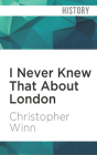 I Never Knew That about London Cover Image