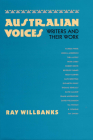 Australian Voices: Writers and Their Work Cover Image