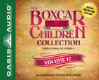 The Boxcar Children Collection Volume 17: The Mystery of the Stolen Boxcar, The Mystery in the Cave, The Mystery on the Train Cover Image