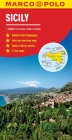 Sicily Marco Polo Map (Marco Polo Maps) Cover Image