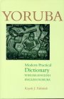 Yoruba-English/English-Yoruba Modern Practical Dictionary Cover Image