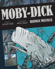 Moby-Dick, Volume 10 (Graphic Classics #10) Cover Image