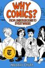 Why Comics?: From Underground to Everywhere Cover Image