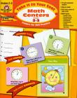 Math Centers Grades 2-3: EMC 3021 Cover Image