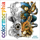 Colormorphia: Celebrating Kerby Rosanes's Coloring Challenges Cover Image